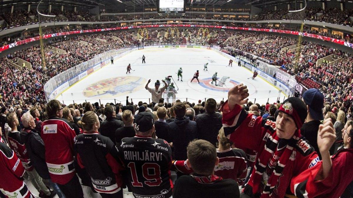 malmö redhawks arena