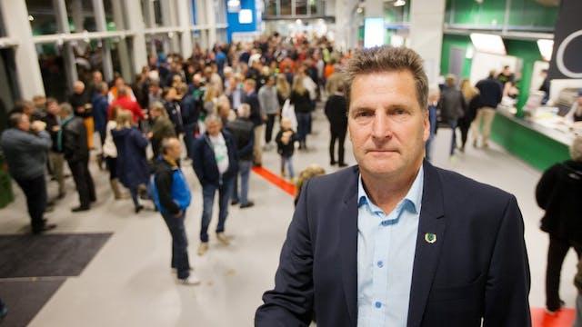 Håkan Eriksson redo för ännu ett år – styrelsen utökas