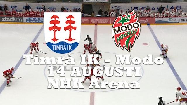 Biljettsläpp: Timrå IK - Modo Hockey
