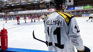 Joel Kellman, Brynäs IF