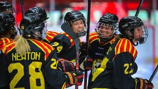 Spelschema SDHL, Brynäs IF, säsongen 2019/2020