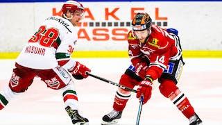 Tät kamp gav Mora-seger i Örebro