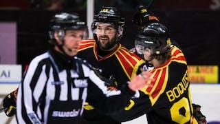 Simon Bertilsson och Jesper Boqvist, Brynäs IF