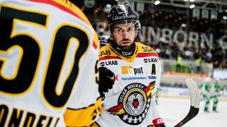 Niklas Olausson hjälte när Luleå vann mot Rögle