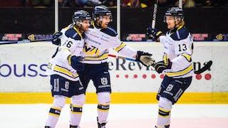 HV71 bröt trenden - vann borta mot Brynäs
