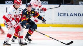 Djurgården vann mot Timrå - till slut