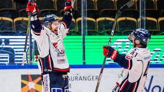 Linköpings Andrew Gordon sänkte Skellefteå med två mål