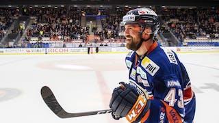 Niclas Hardt gjorde sitt första mål för Växjö som vann med 2-0 mot Djurgården