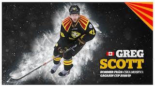 Greg Scott, Brynäs IF