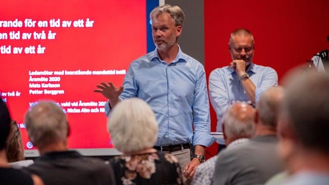 Lars Engström vald till ny ordförande i Örebro Hockey