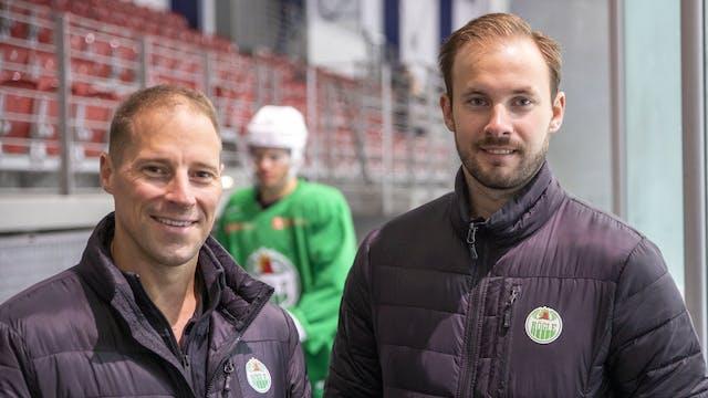 Christoffer Malm blir assisterande sportchef