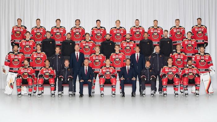 luleå hockey laguppställning 2016