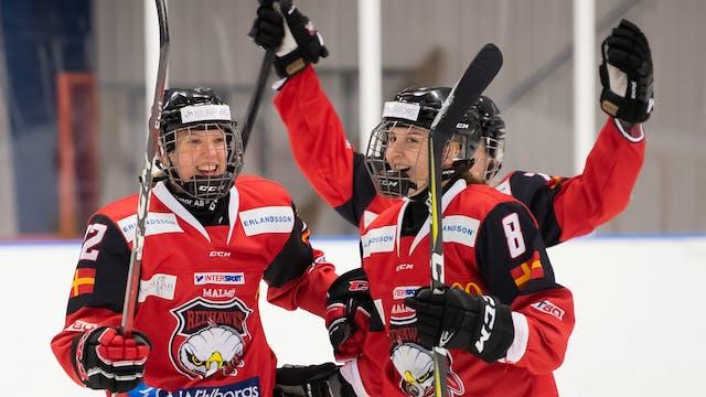 Redhawks dubblade vinstkvoten mot Linköping
