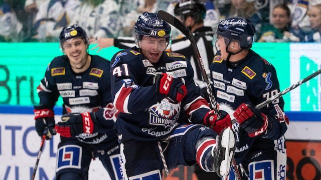 Linköping bröt negativ trend - vände mot Leksand