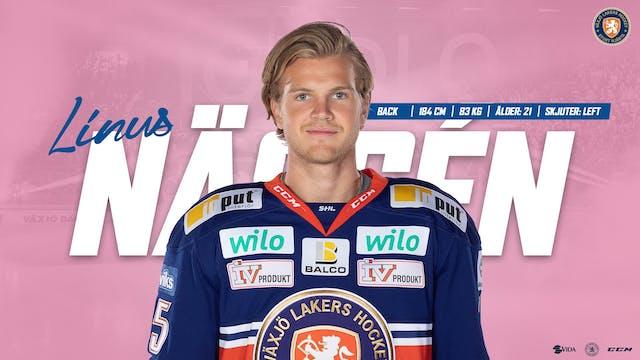 Matchens profil: Linus Nässén