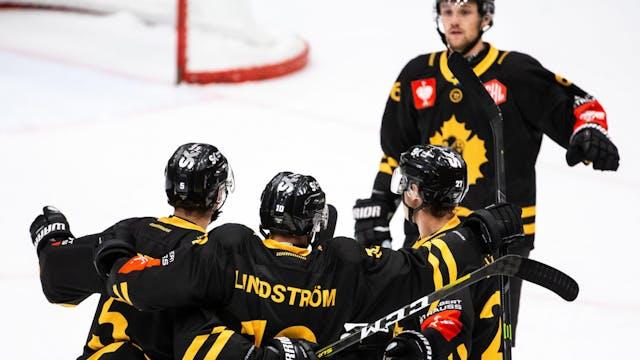 Lindvalls storspel gav seger