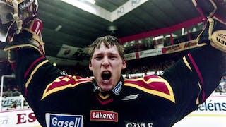 Johan Honken Holmqvist, Brynäs IF