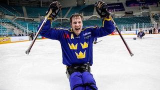 Christian Hedberg hoppas på ny parahockeyliga i Sverige