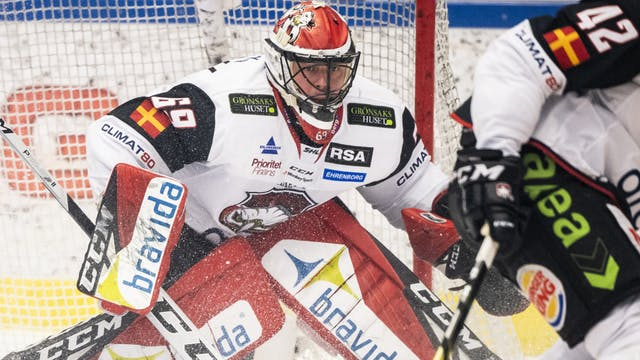 Ett mål räckte för seger i Växjö