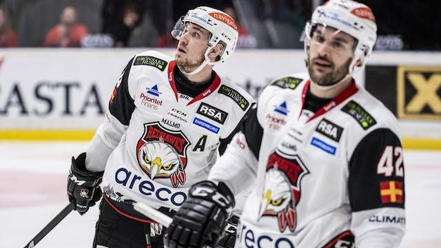 Redhawks mållöst i Stockholm