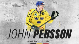 John Persson, Brynäs IF