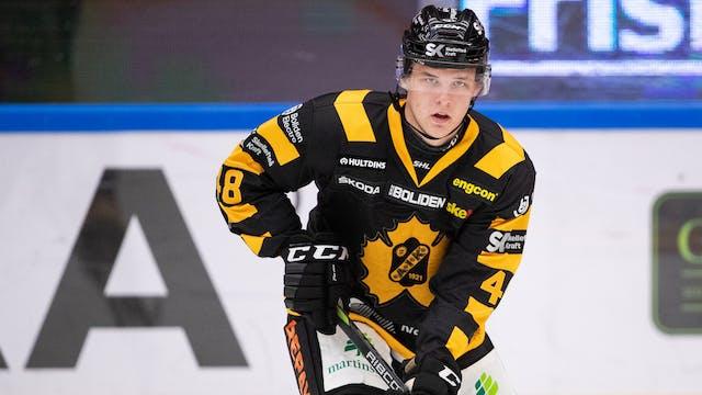 Berggren borta resten av säsongen