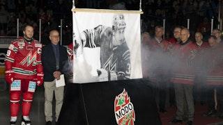 Ceremoni till Sture Andersson