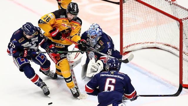 Övertidsförlust mot Linköping
