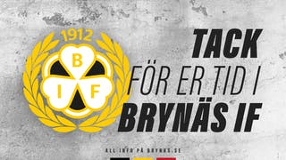 Lukas Zetterberg, Jacob Blomqvist, lämnar Brynäs IF