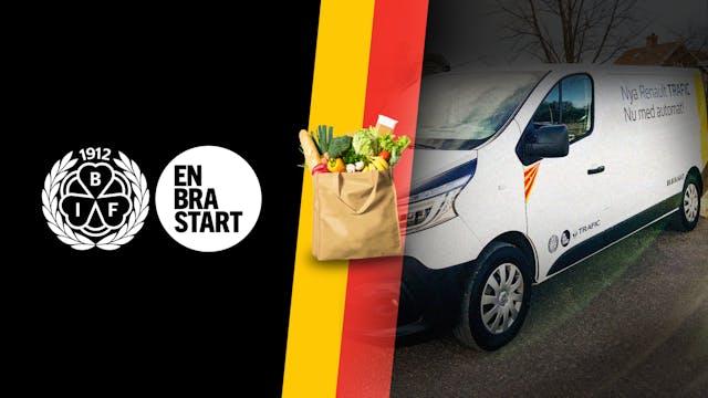 Så hjälper Brynäs IF och En bra start till i samhällsfrågor under Coronakrisen