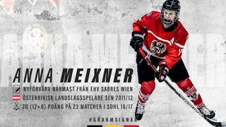 Anna Meixner till Brynäs IF