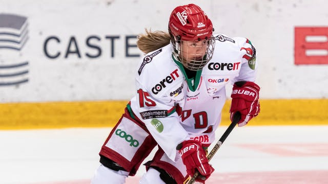 Ronja Mogren ny forward i HV71