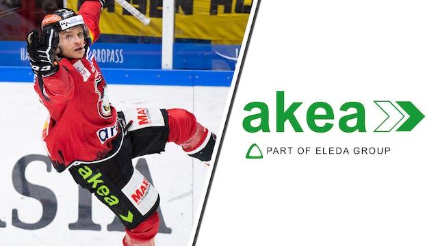 Akea förblir en partner till Redhawks