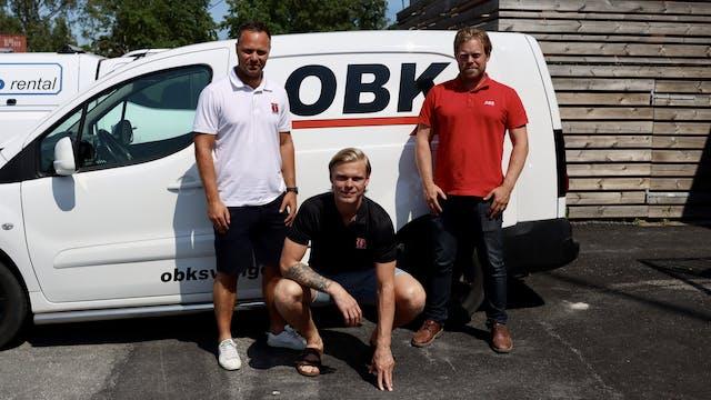 OBK förlänger som dräktpartner