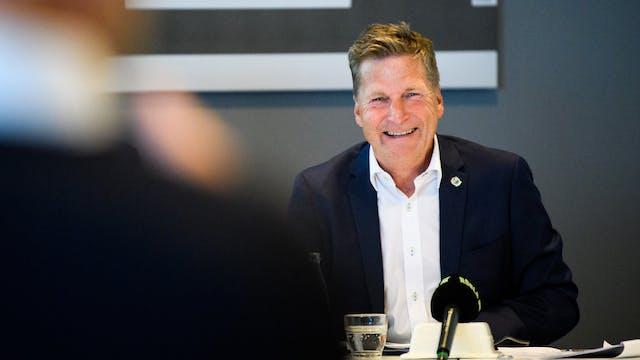 """Håkan Eriksson: """"En viktig pusselbit i Rögles utveckling"""""""