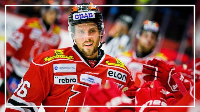 Örebro Hockeys Podcast: Mathias Bromé