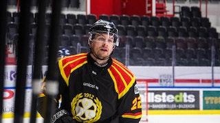 Adam Pettersson, Brynäs IF, skadad