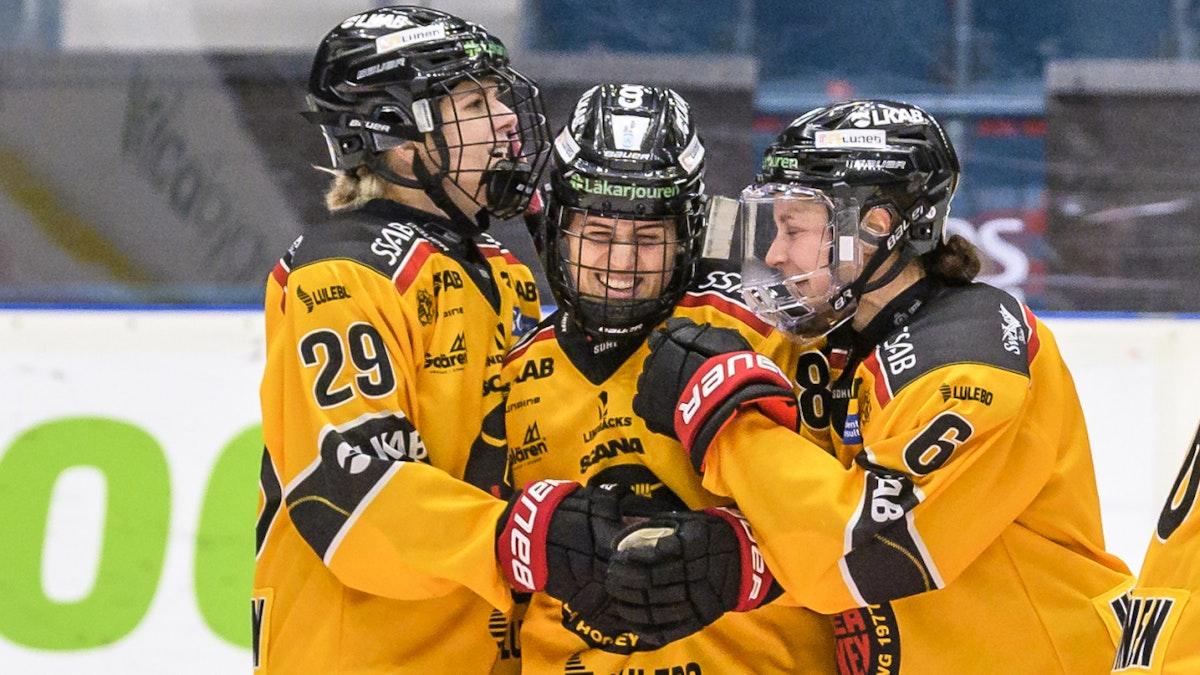 Tre poäng mot Djurgården