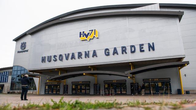 HV71 söker driftpersonal till Husqvarna Garden