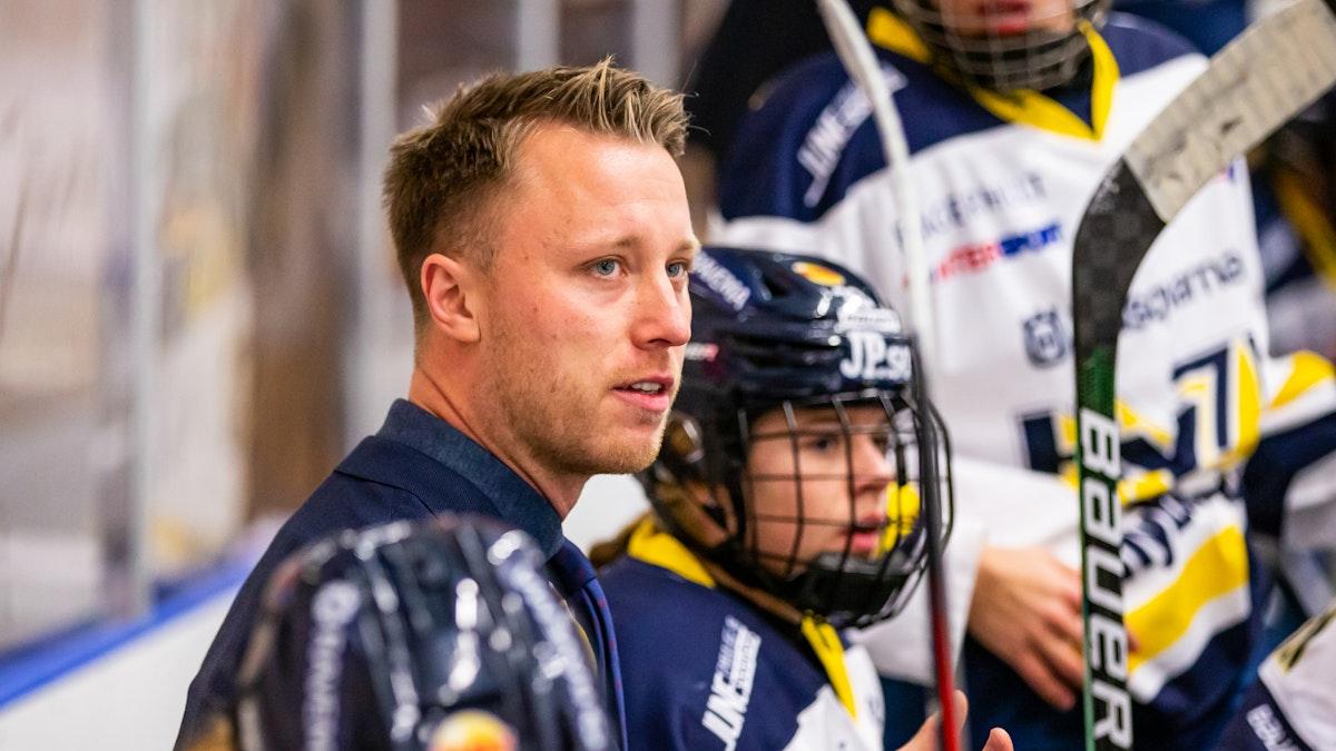 """Engström inför Linköping HC: """"Vi behöver se upp med deras omställningsspel"""""""