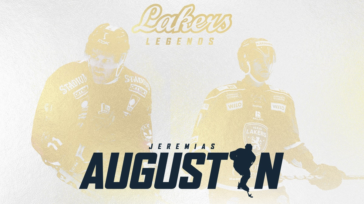 Växjö Lakers Legends | Jeremias Augustin