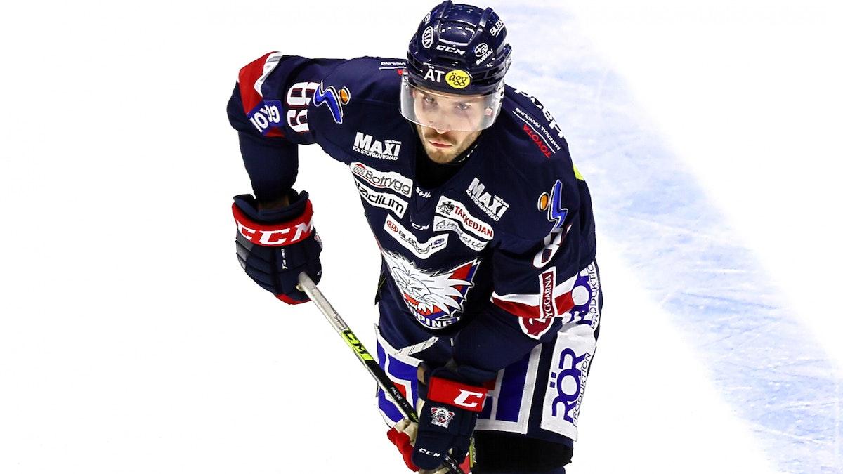 Oula Palve lämnar Linköping Hockey Club