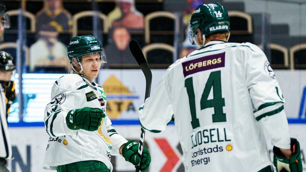 Daniel Viksten mot nytt poängrekord
