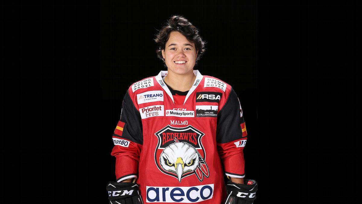 Sarah Lecavalier lämnar Redhawks för SDHL