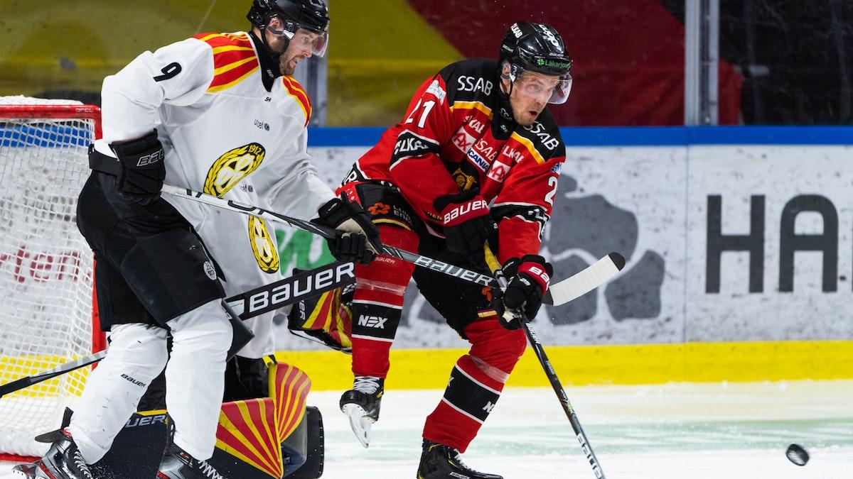 Drömmål när Luleå Hockey vann