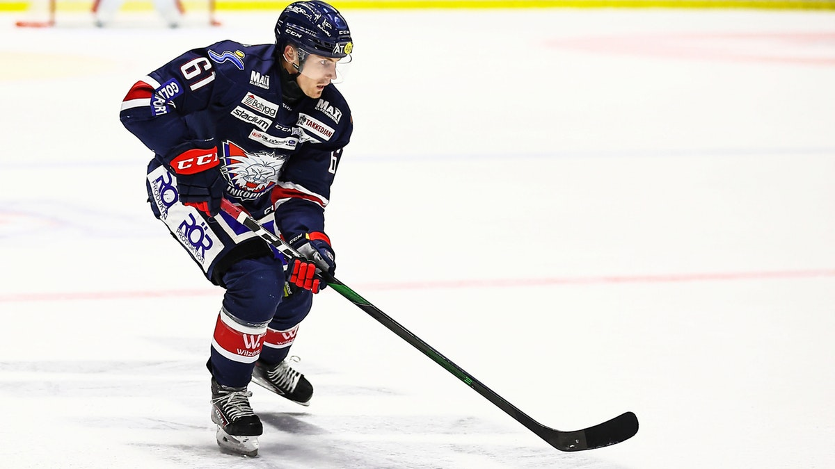 Markus Ljungh uttagen till landslaget