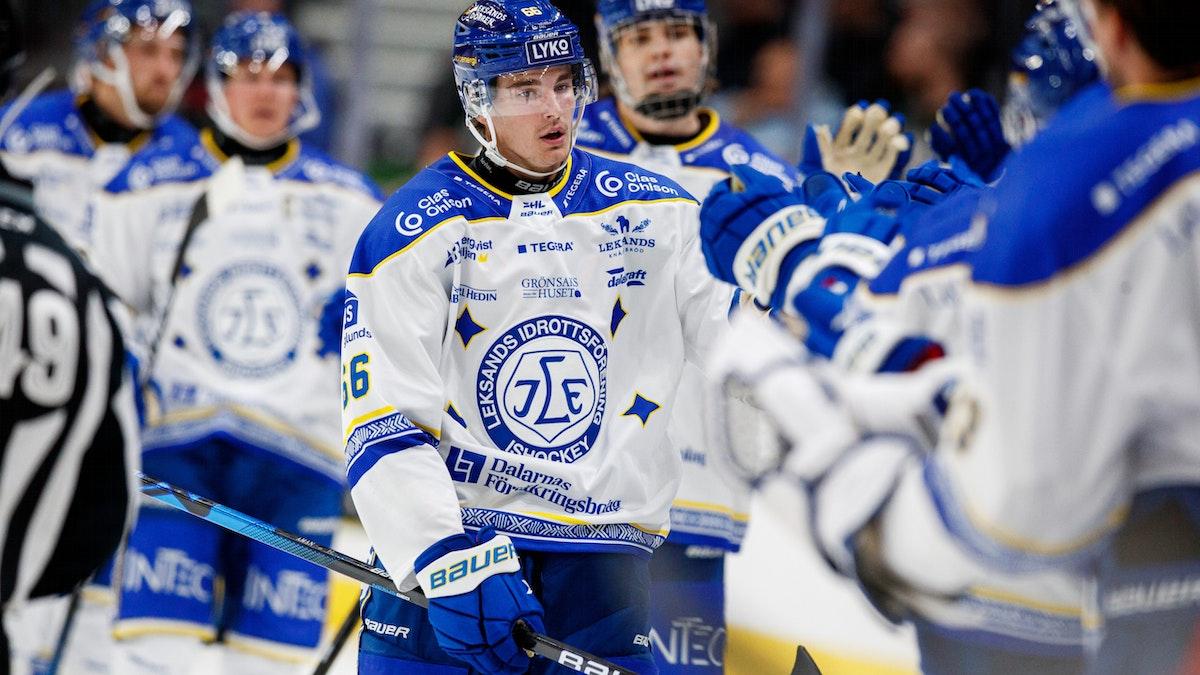 Nils Åman inför Växjö hemma