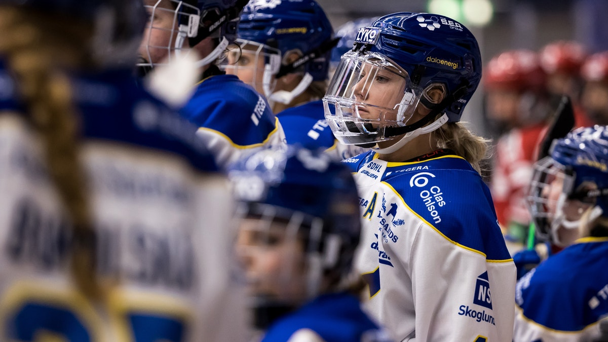 Wilma Johansson inför Linköping