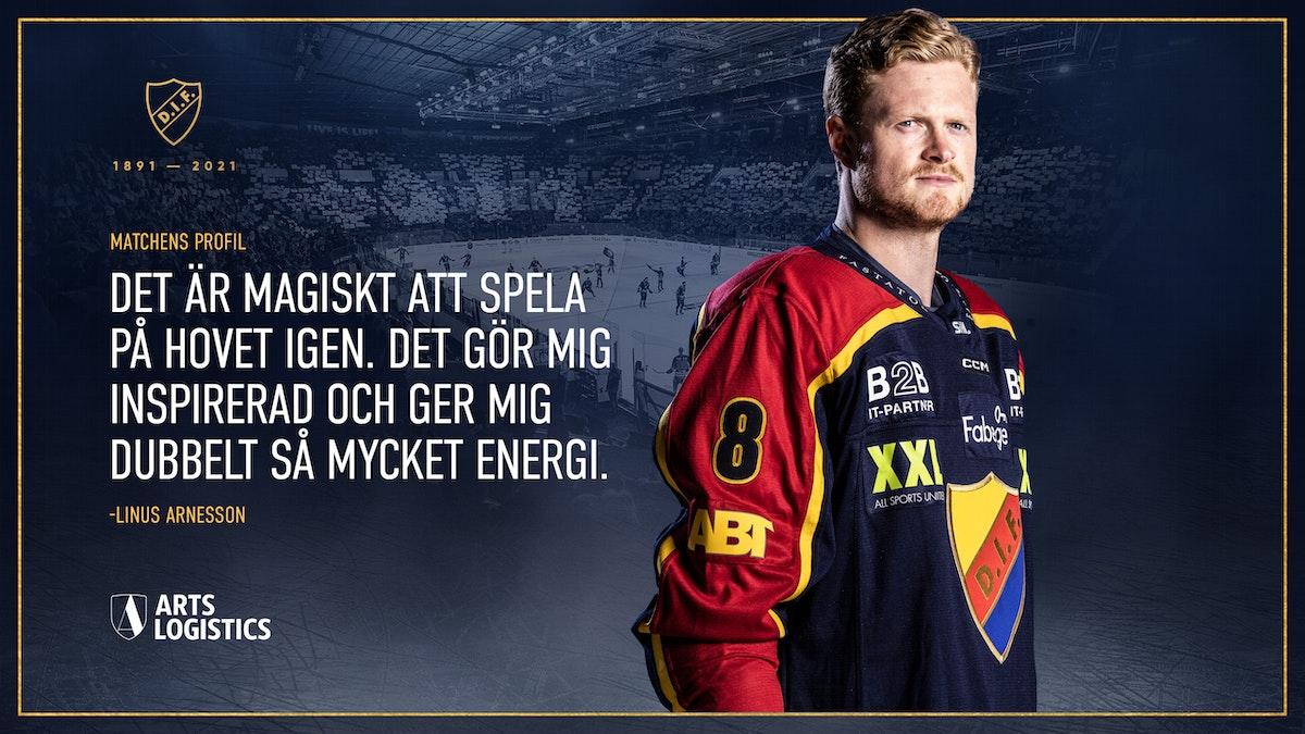 Linus Arnesson: