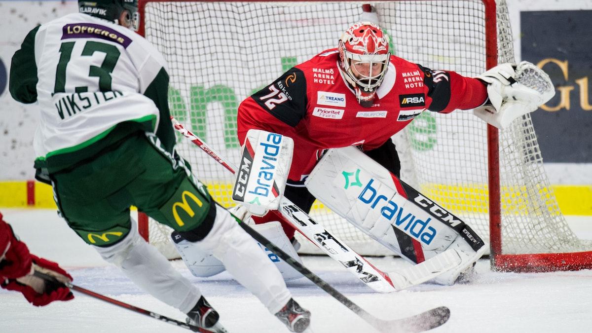 Färjestad vann borta mot Malmö